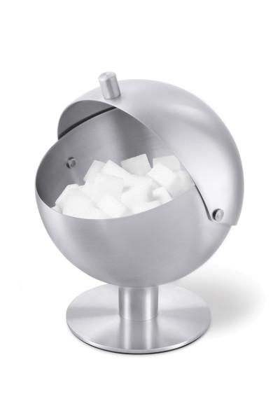 SFERA 30690 Design-Zuckerkugel aus Edelstahl von Zack