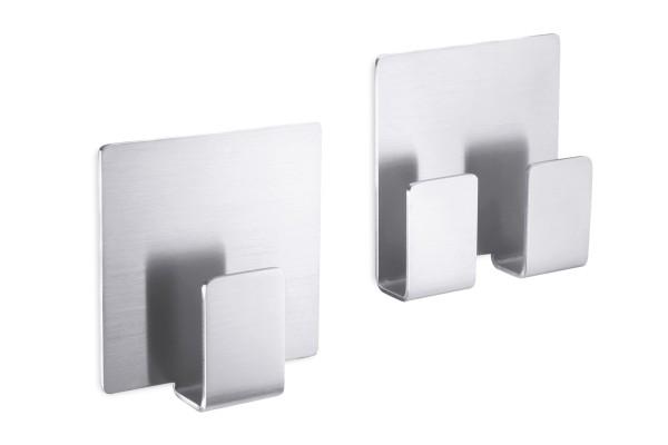 APPESO 40134 Design-Handtuchhaken aus Edelstahl von Zack