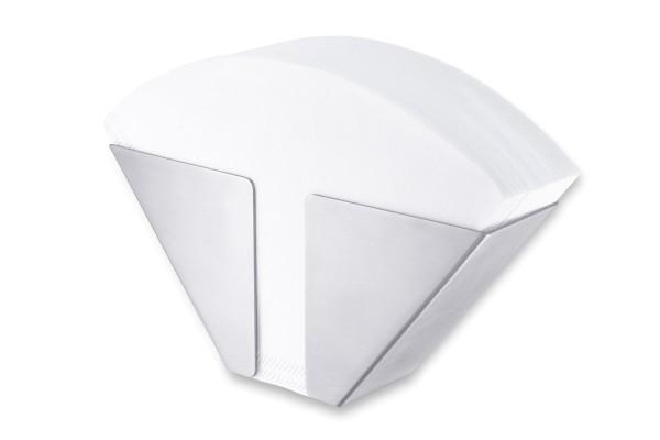 CLIO 20744 Design-Kaffeefilterhalter aus Edelstahl von Zack