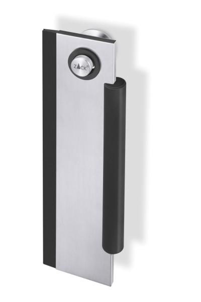 PURO 40000 Design-Badwischer aus Edelstahl von Zack