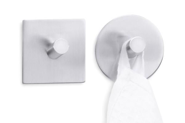 DUPLO 40205 Design-Handtuchhaken aus Edelstahl von Zack
