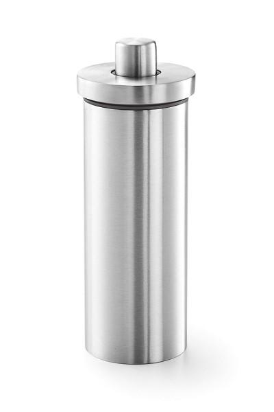 CERA 24020 Design-Süßstoffspender aus Edelstahl von Zack