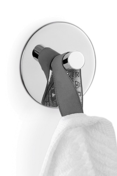 DUPLO 40072 Design - Handtuchhaken, rund - spiegelglanz von Zack