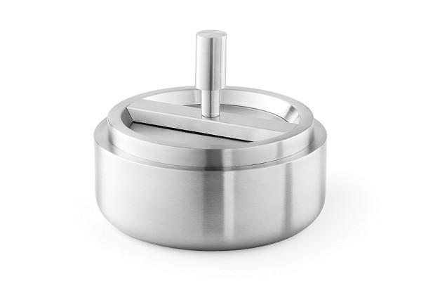 CONTAS 50163 Design-Schleuderascher aus Edelstahl von Zack