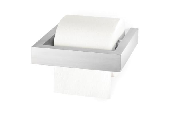 LINEA 40386 Toilettenpapierhalter aus Edelstahl von Zack